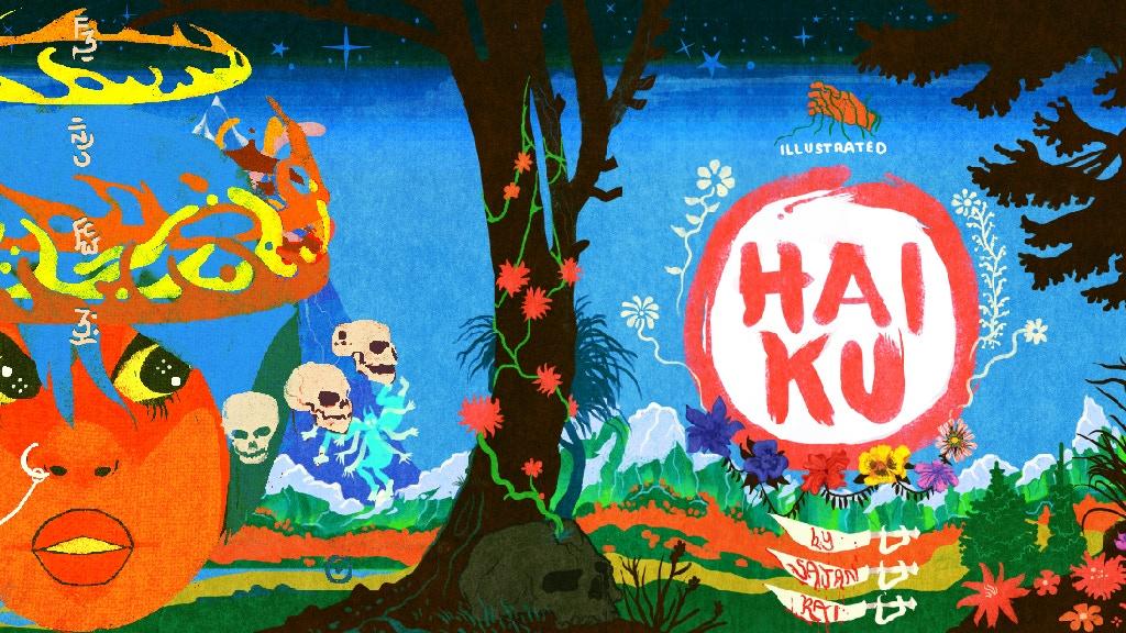 Illustrated Haiku Book project video thumbnail