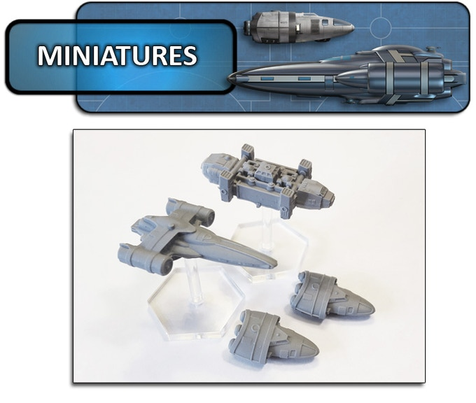 Sengdao 3: Starship Miniatures & Maps by Ryan Wolfe