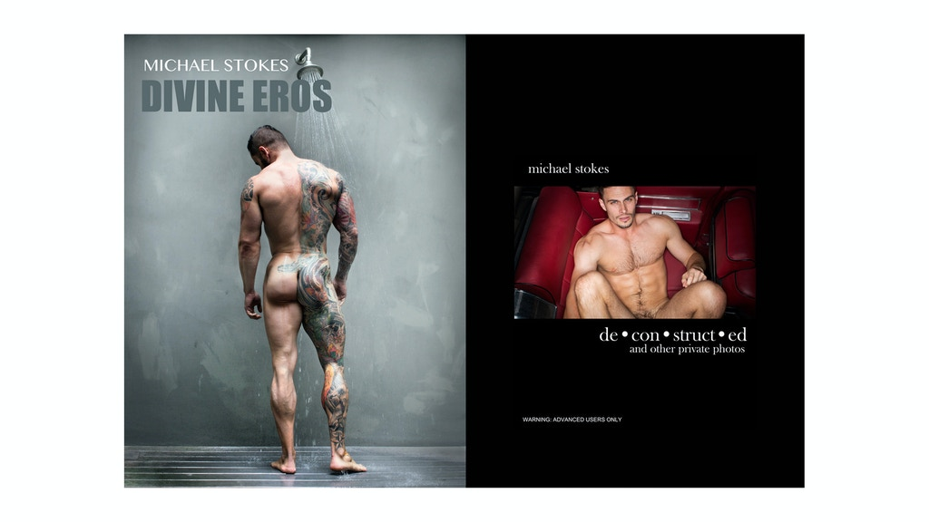 Publish two fine art photography books by Michael Stokes project video thumbnail