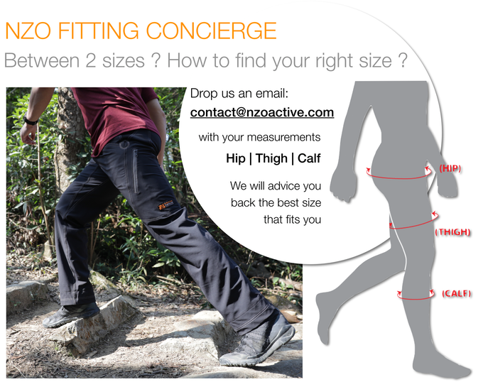 - please remember to send us you measurement for the waist and inseam length as well -