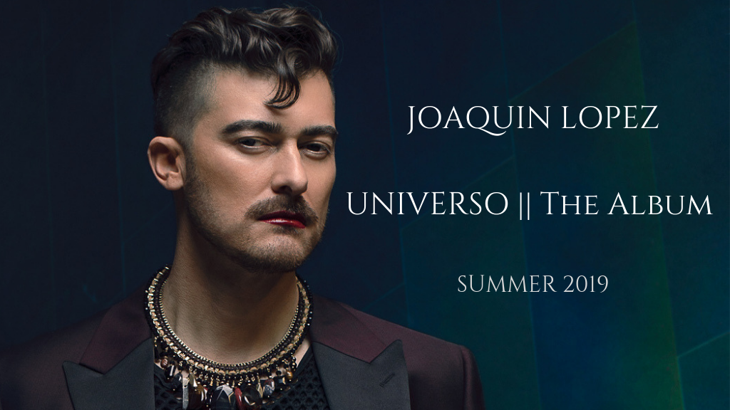 Joaquin Lopez    UNIVERSO - Album Launch project video thumbnail