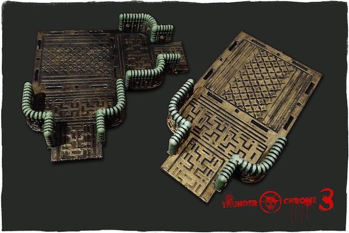 Floors (6cmX6cm)