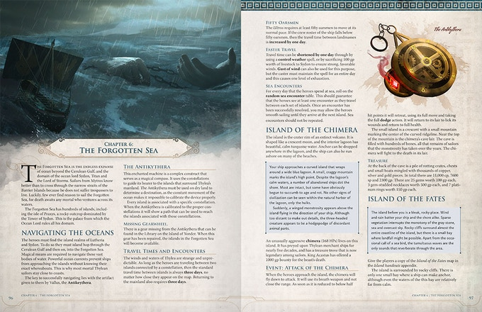 Odyssey Of The Dragonlords 5th Edition Adventure Book By