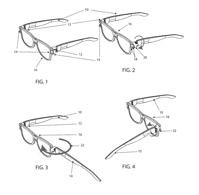 Selected Drawings from our Patent