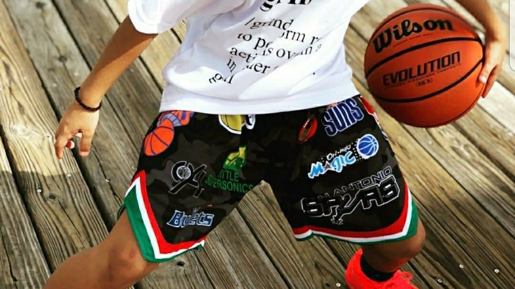 Project image for Ninety4Feet x NBA Custom Shorts & Tees (Canceled)