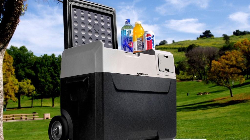 LiONCooler   The World's Smartest Portable Solar Freezer project video thumbnail