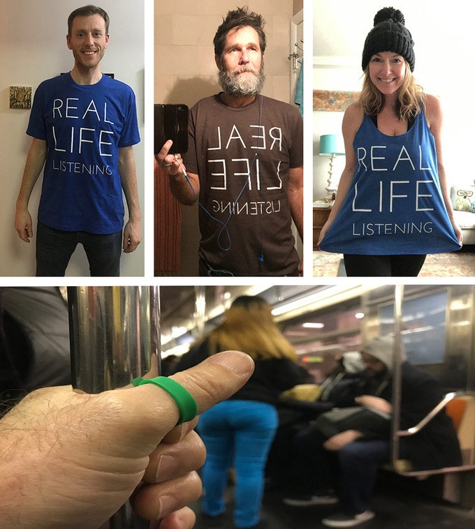 Thumb Rings & T-shirts!