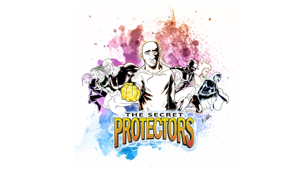 The Secret Protectors Issue 1 & 2 project video thumbnail