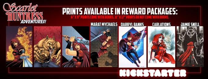 All the prints available in packages!