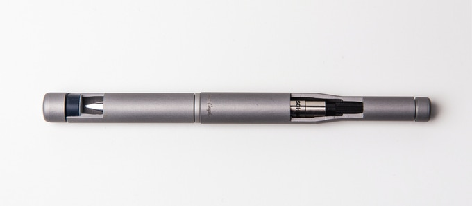 An example of one of the prototypes of IndiGraph pen.