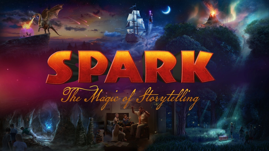 SPARK: The Magic of Storytelling project video thumbnail