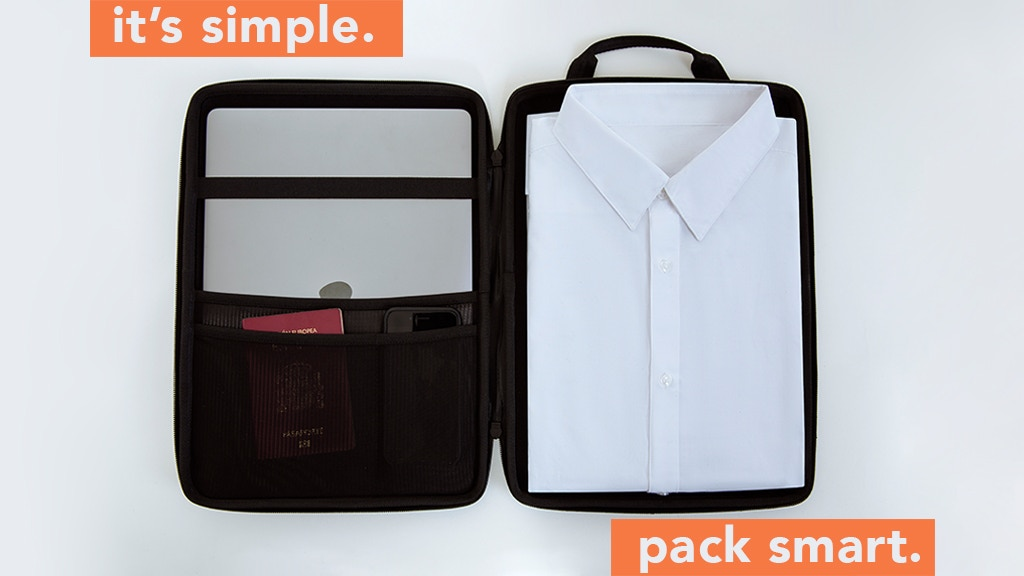 3018cd5ef0 Garment Bags Re-Invented  Travel Like Never Before. by IAMRUNBOX ...