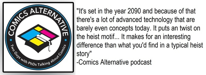 From our review on Comics Alternative