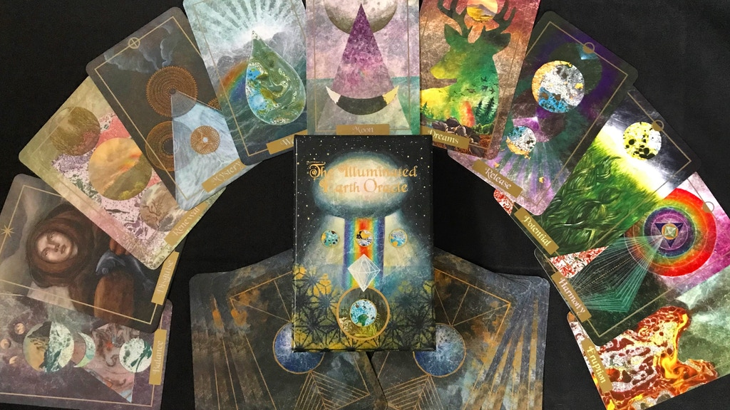 The Illuminated Earth Oracle project video thumbnail