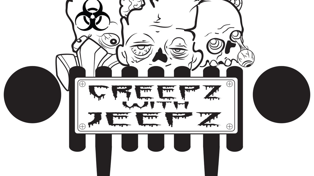 Project image for CreepzWithJeepz Seven Slot Apparel