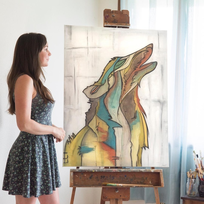 """Jessica Olson with """"Intuition"""""""