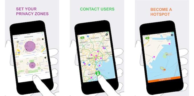 Screenshots Privacy, Call & Hotspot mode