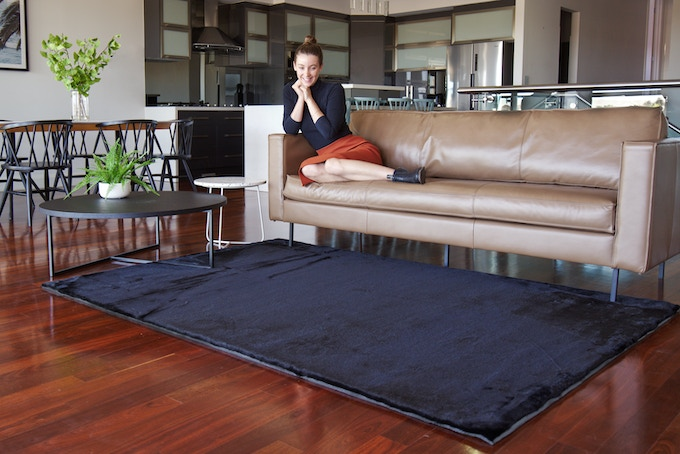 Luxury Rugs Redefined    KORA Sensational softness, thoughtful materials & perfect for any room. Comes in 5 key colors.