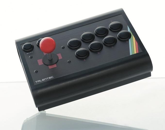 RasPi arcade stick | The customizable smart arcade stick