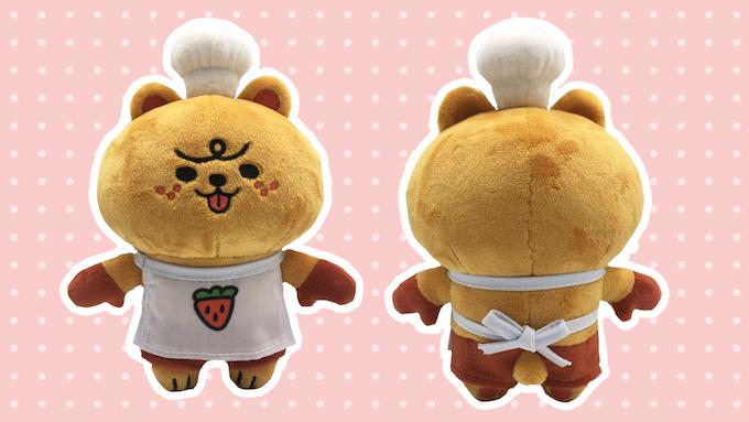 Bake Bear Plush
