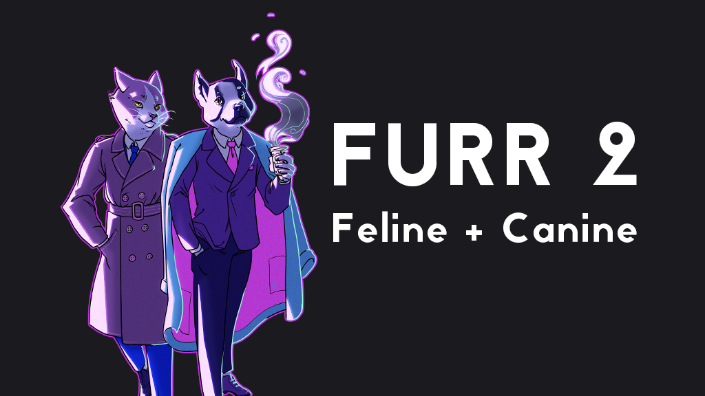 Furr 2: Feline + Canine project video thumbnail
