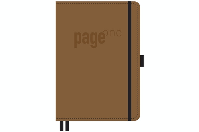 Page One: Kickstarter Edition Tan