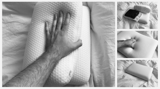 Our pillow - The perfect fit for your new sleep TightPillow cover