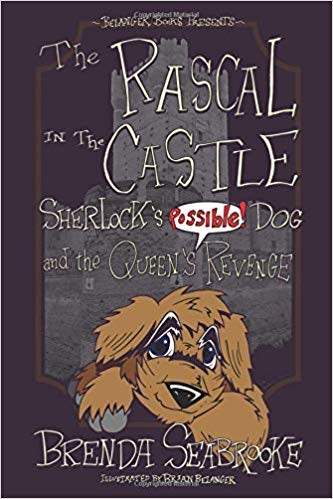 Digby deals with Sherlock Holmes, Irene Adler, and Queen Victoria in The Rascal in the Castle
