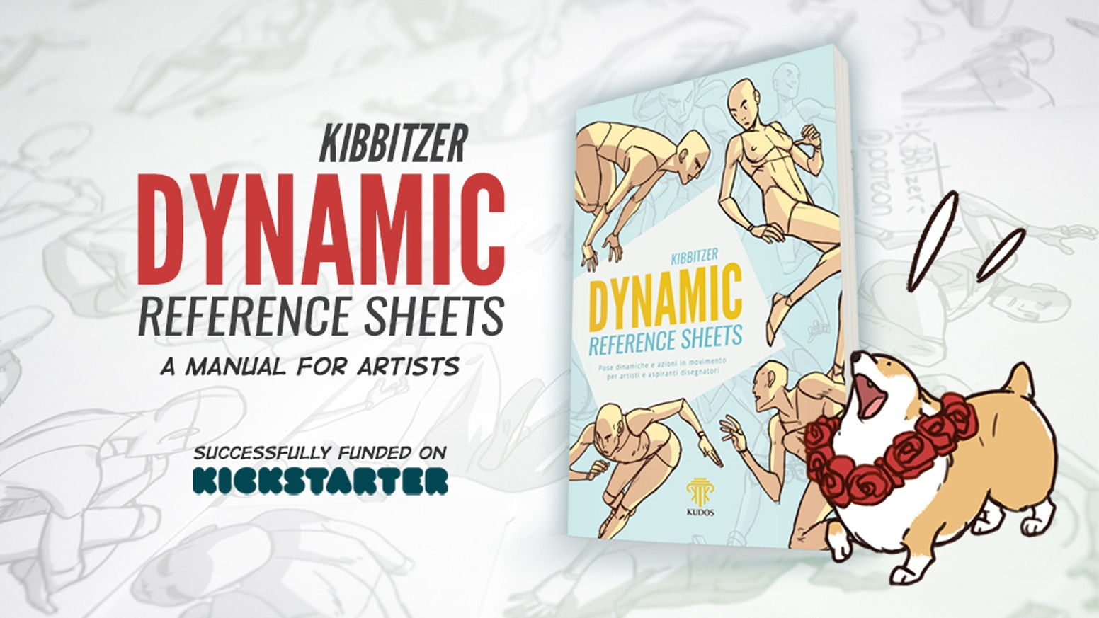 Dynamic Reference Sheets Poses In Action By Kibbitzer By Kudos