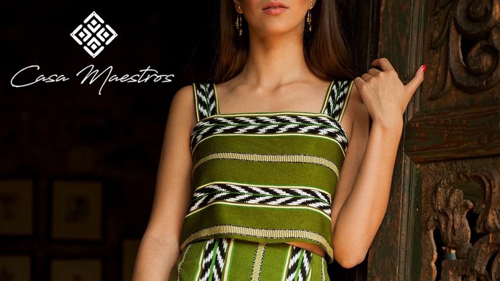 Casa Maestros: Conscious fashion // Moda Consciente by Daniel