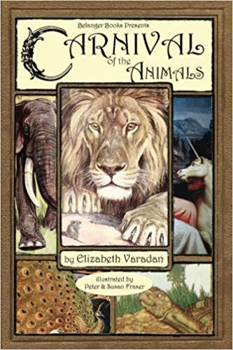 The Carnival of the Animals is an enchanting collection of stories for animal lovers