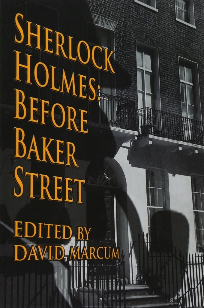 Adventures from the early days of Sherlock Holmes when he resided in Montague Street