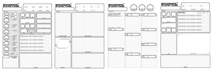 Click the image to download the character sheets for free!