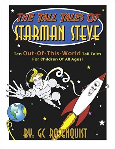 Starman Steve explains the mysteries of the universe through tall tales!