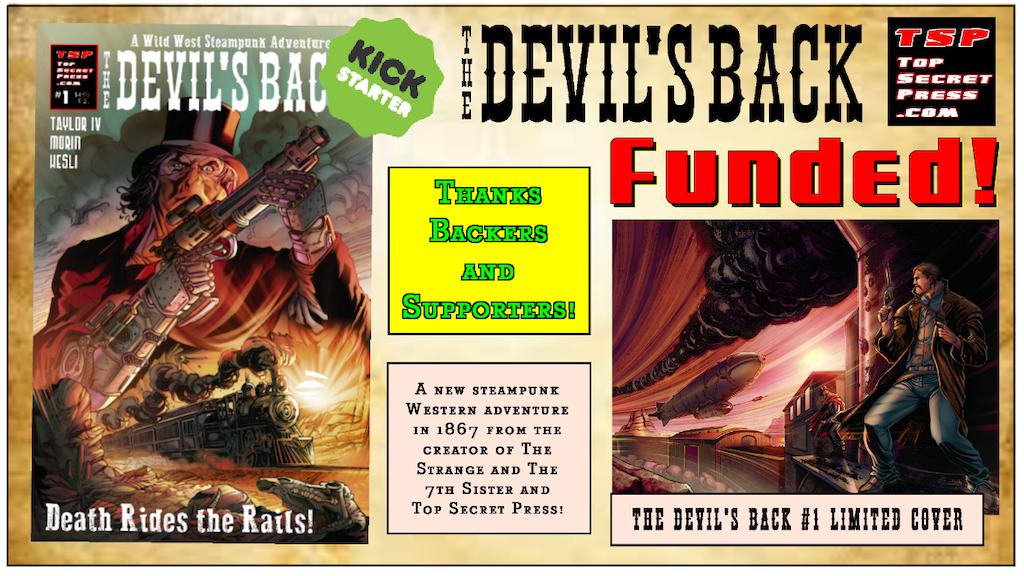 The Devil's Back #1 project video thumbnail