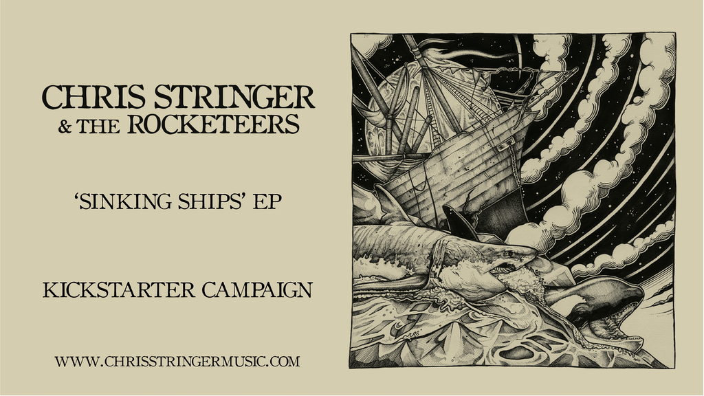 Project image for 'Sinking Ships' EP Production & Release