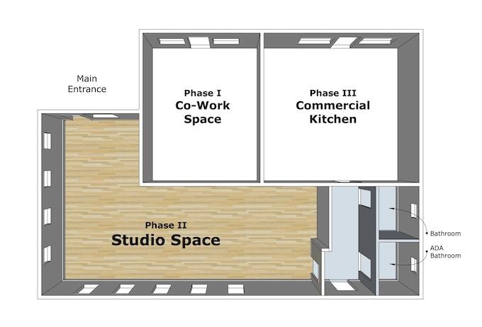 La Sala Floor Plan