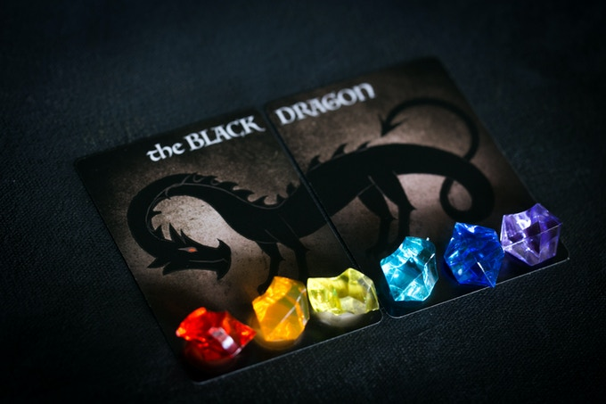 The wicked Black Dragon.