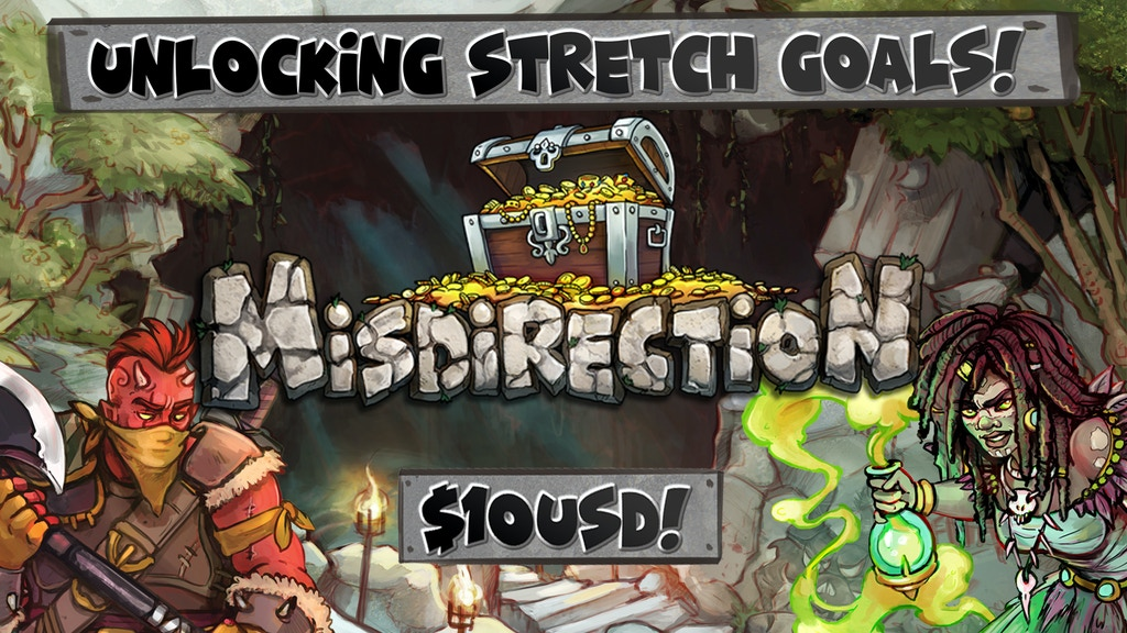 Misdirection project video thumbnail