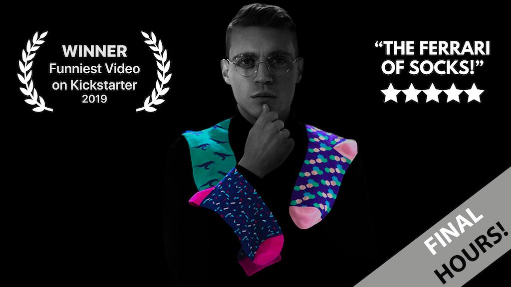 Flyte Socks X - Bamboo Socks Re-Engineered project video thumbnail