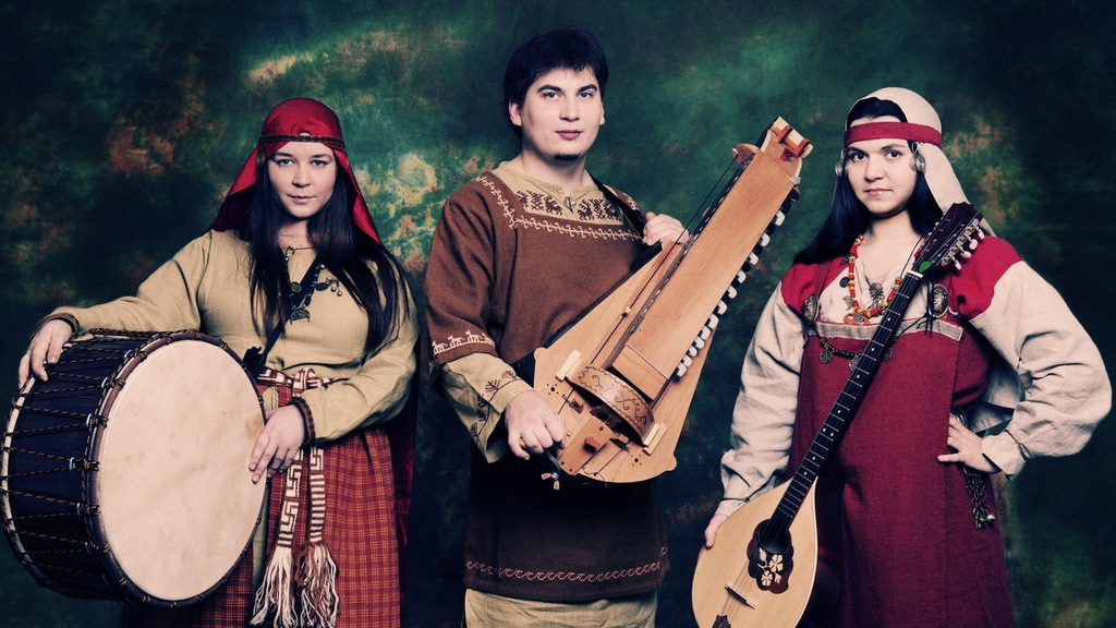 Vedan Kolod – Music from the heart of Siberia. Our 8th album project video thumbnail