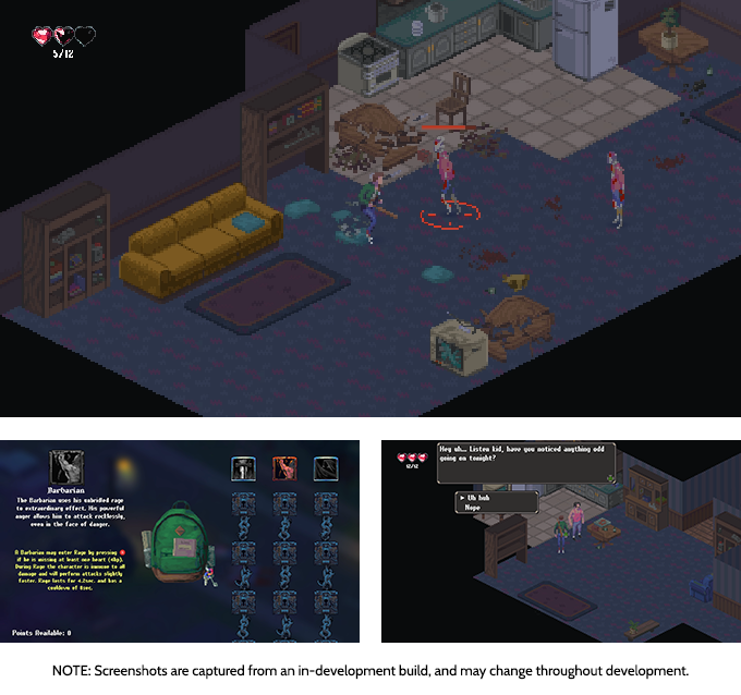 Kingdom of Night: 80's Action RPG - Diablo meets Earthbound