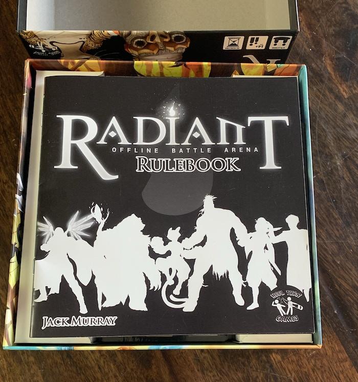 ROBA: Radiant Offline Battle Arena - Competitive Card Game