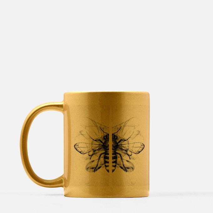 Honey Mug in gold