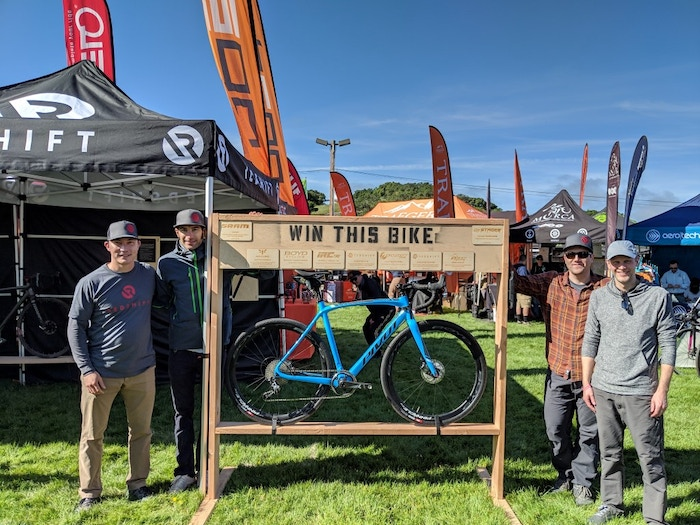 The Grand Prize in our Dream Gravel Bike Giveaway