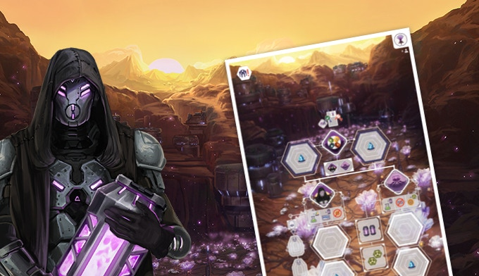 Anachrony: Fractures of Time Expansion and Infinity Box - Kickstarter  (Preorder)