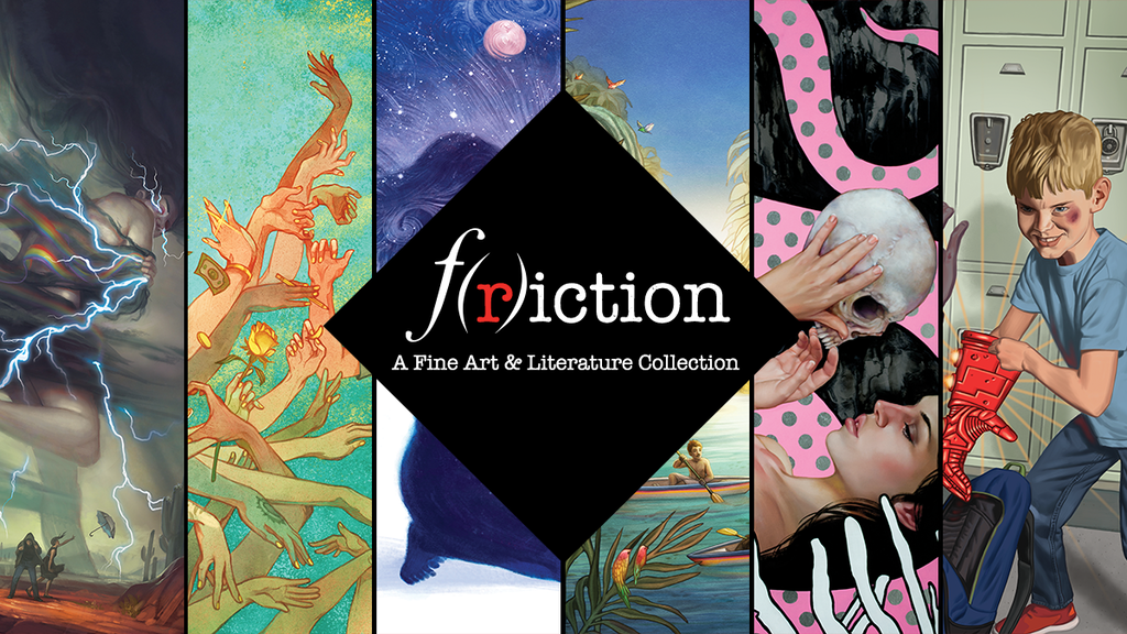 F(r)iction - A Fine Art & Literature Collection project video thumbnail