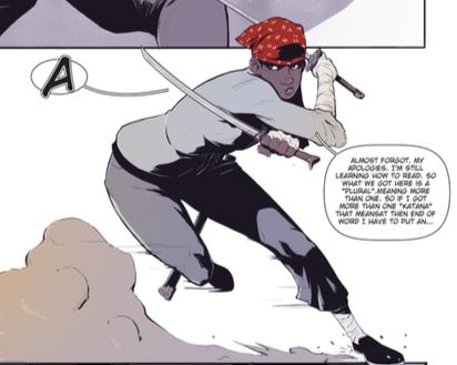 The Return of Harriet Tubman : Demon Slayer! by David