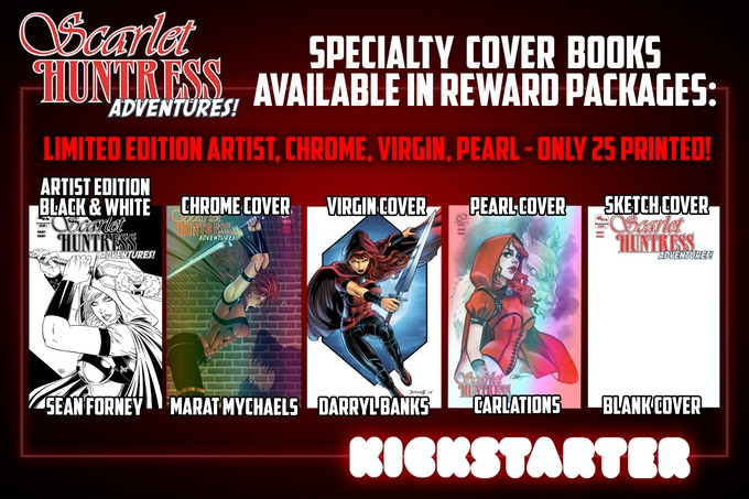Specialty Covers!