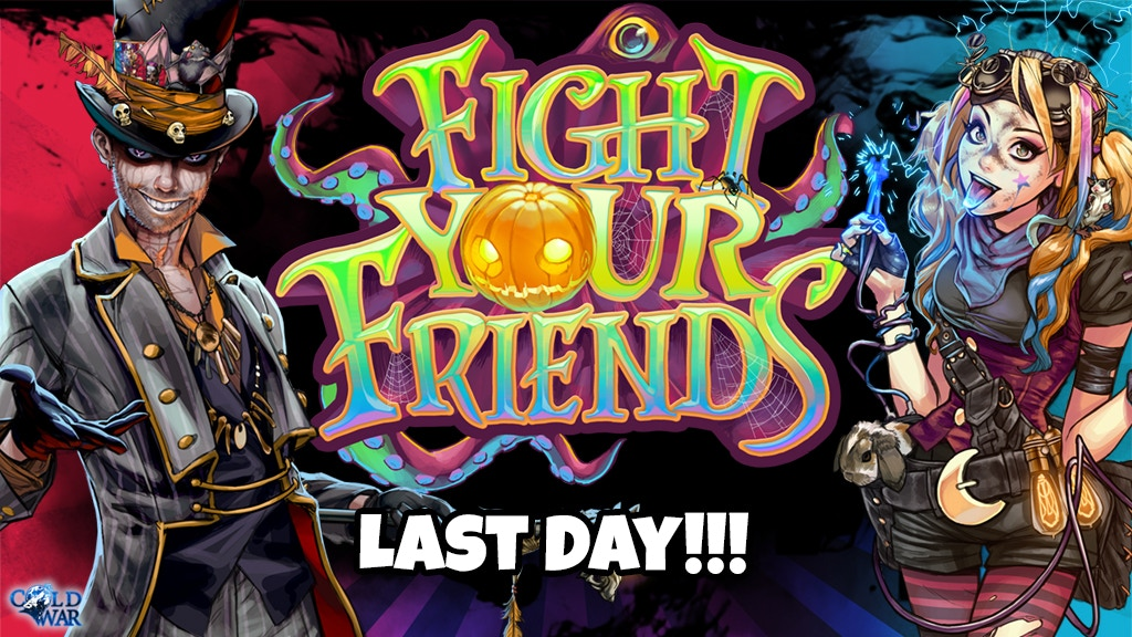 Fight Your Friends project video thumbnail